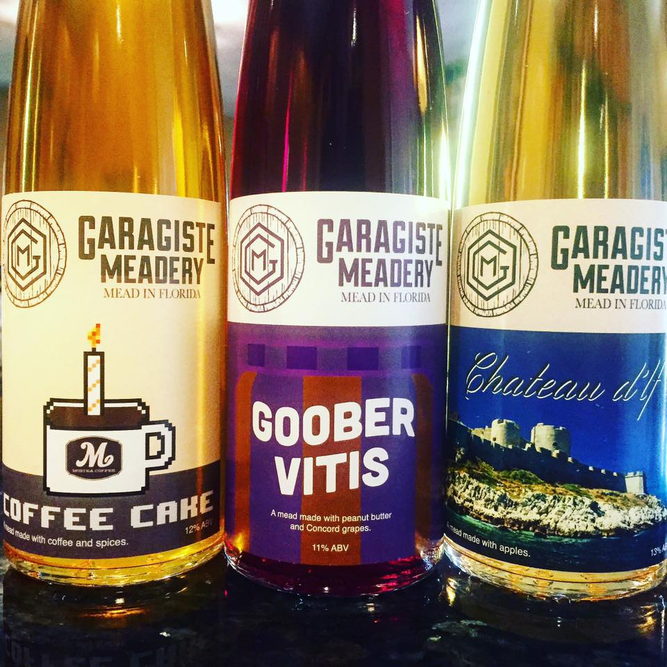 MC055: Oh Nuts! with Garagiste Meadery